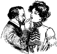 doctor examining woman's throat