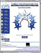 Special Needs Committee website image