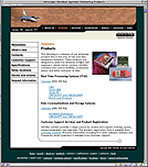 Veridian Telemetry website image